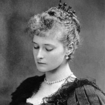 Света Императрица Александра Фьодоровна Романова