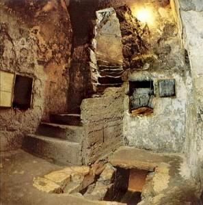 Гробницата на Лазар във Витания