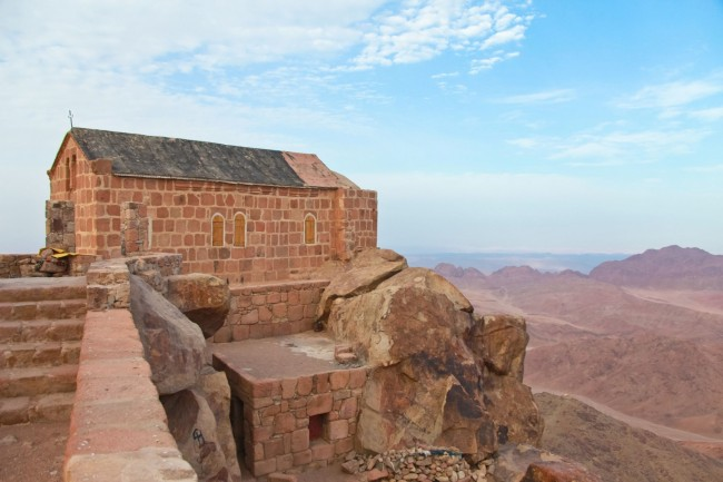 Гръцки параклис на Синай