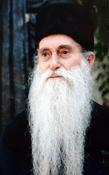 старец Арсений Папачок