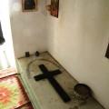 гробът на йосиф исихаст