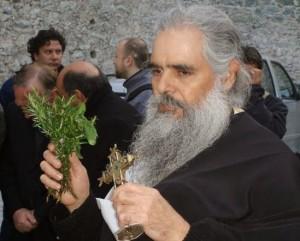 π. Χριστοφόρος, ηγούμενος Μονής Γρηγορίου Αγίου Ορους, 3