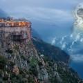 Монастырь Симонопетра на Афоне