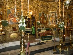 1-украсените съкофаг и икони